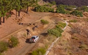 Aerial Filming in the Canary Islands
