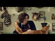 Granola Commercial: The Taxidermist