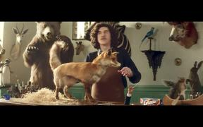 Granola Commercial: The Taxidermist