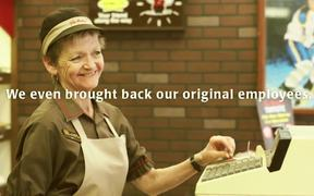 Tim Hortons Commercial: Travels Back to 1964