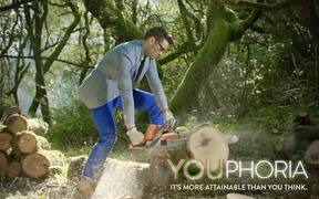 Nordstrom Commercial: Chainsaw