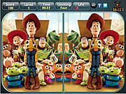 Toy Story 3 - Spot the Difference