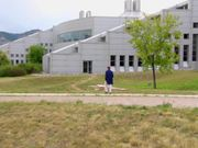 Energy Laboratory Building Exteriors B-Roll