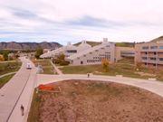 Energy Laboratory Aerial Cinematography