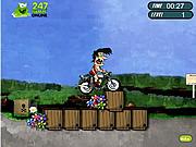 Crazy Tarzan Bike
