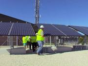 Solar Photovoltaic Training Facility B-Roll