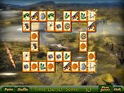 Dinosaurs Life Mahjong