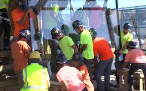 Solar Decathlon 2015: Opening Ceremony