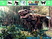 The Forest Dinosaur Hidden Object