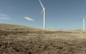 Converting the Energy of the Wind to Electricity