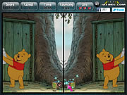 Winnie the Pooh Spot the Difference