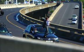Volkswagen Commercial: Behind the Scenes of Bus