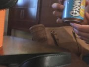 Orangina Commercial: The Antifoot Can