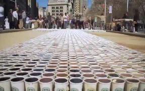 Starbucks Campaign: The Big Picture