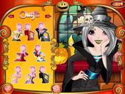 Halloween Makeover