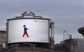 British Airways Campaign: Magic of Flight