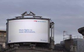 British Airways Campaign: Magic of Flight