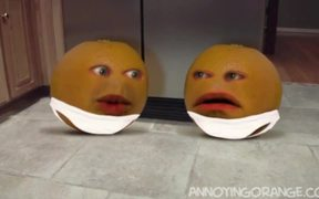 Annoying Orange - Talking Twin Baby Oranges