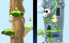 IPHONE GAMES FOR KIDS-CRAZY CHICKEN JUMP