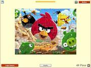 Angry Birds - Jigsaw
