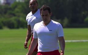 Durex Commercial: Football