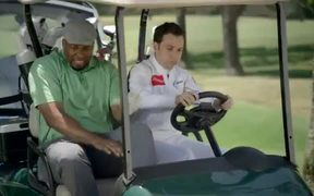 Hanes Commercial: Golf Test