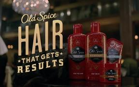 Old Spice Campaign: Great Hair Don't Care