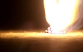 Burning Matches