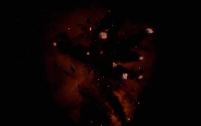 Spectacular Fiery Explosion