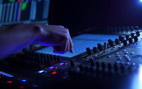 Mixing on Sound Board in HD