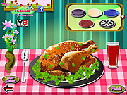 Turkey Dinner Decoration