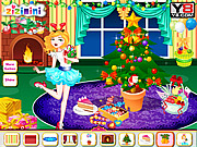 Zizi Christmas Room Decor