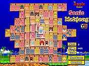 Sonic Mahjong