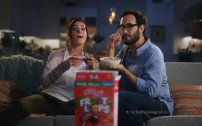 Froot Loops Commercial: Couch