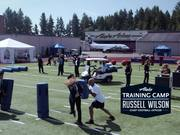 Alaska Airlines: Training Camp with Russell Wilson