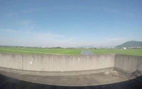 Crossing Japan's Longest Great Seto Bridge