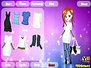 Dress Up Dream Girl