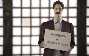 Samsonite Campaign: Weather Forecast