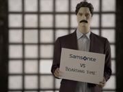 Samsonite Campaign: Boarding Time