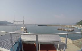 Huge Sightseeing Boats to Naruto Whirlpools
