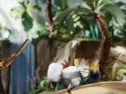 Kellogg's Commercial: Dinosaur