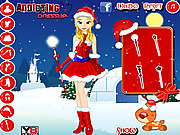 Carolyn Christmas Girl Dress Up