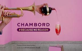 Chambord: Because No Reason Trumpet