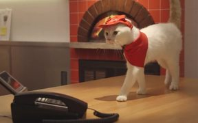 Pizza Hut Campaign: Shut up!
