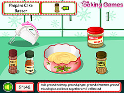 Y Cooking Cake Games