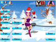 Winter Christmas Dress Up