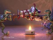 Sky Commercial: Toy Story and Battlesaur