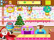 Baking with Santa 2013