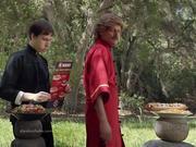 Steak 'n Shake Campaign Kung Fu Elbow