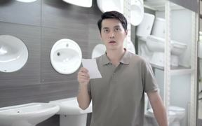 HomePro Campaign: Surreal Sale Toilet